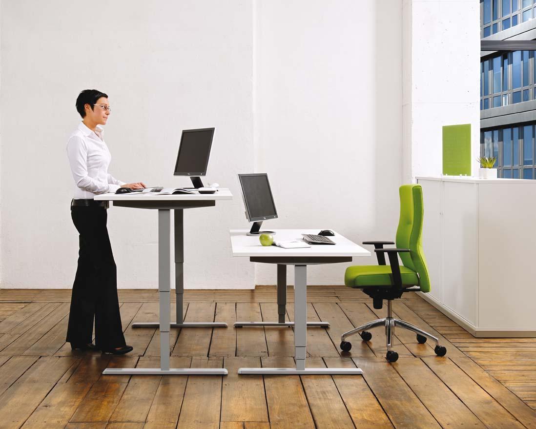 SAX - Büro, Büroeinrichtung, Büromöbel-Systeme, Steharbeitsplätze ...