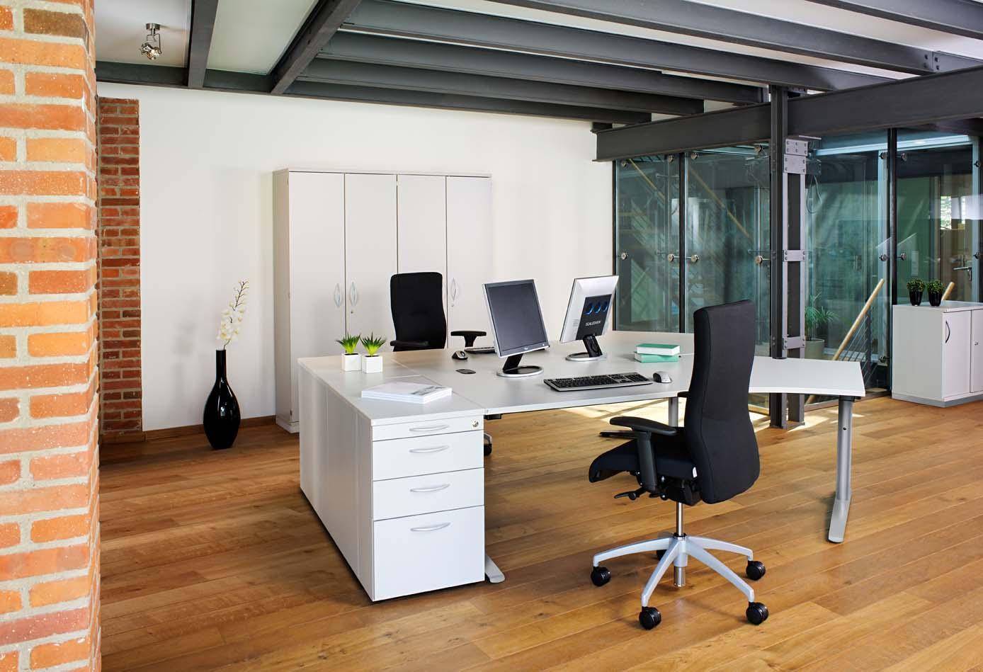 SAX - Büro, Büroeinrichtung, Büromöbel-Systeme, \