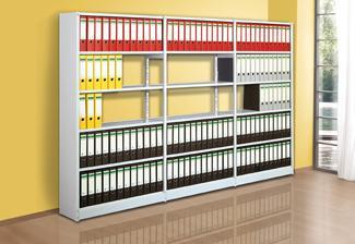 sax b ro b roeinrichtung b ro regalsysteme. Black Bedroom Furniture Sets. Home Design Ideas